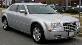 Защита КПП Chrysler 300C 2004-2010 г.в.
