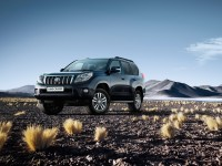 Защита КПП Toyota Land Cruiser 150 Prado с 2009-2017 г.в.